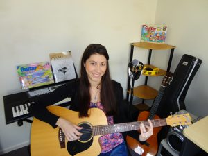 Brisbane Guitar lessons Kristle Skennar All Musical Aspects